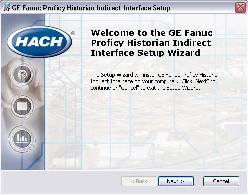 Installing a Hach WIMS Indirect Server-Side Interface from