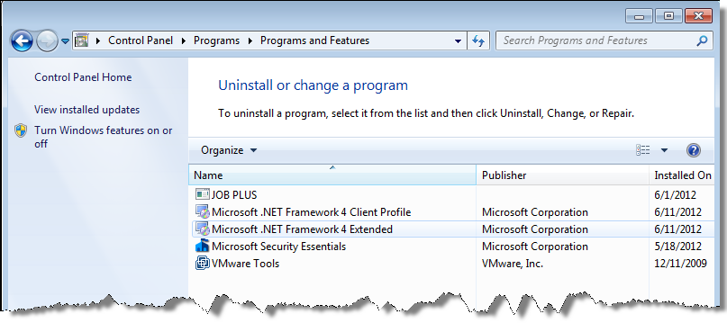 How to install Microsoft .NET Framework 4.0 [Q13905]